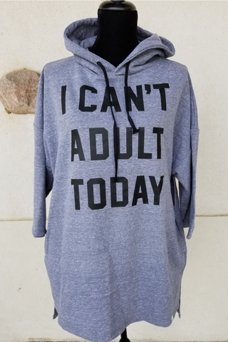 Can't Adult Tunic