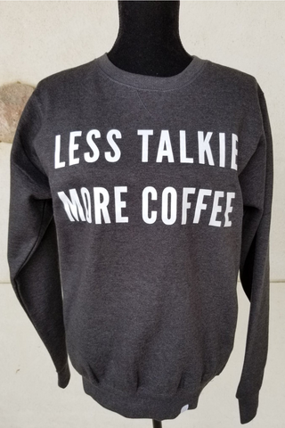 Less Talkie Sweater
