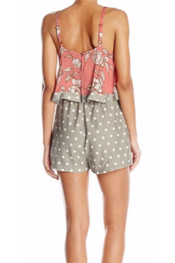 Lovina Playsuit