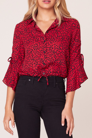 Scooter Animal Blouse