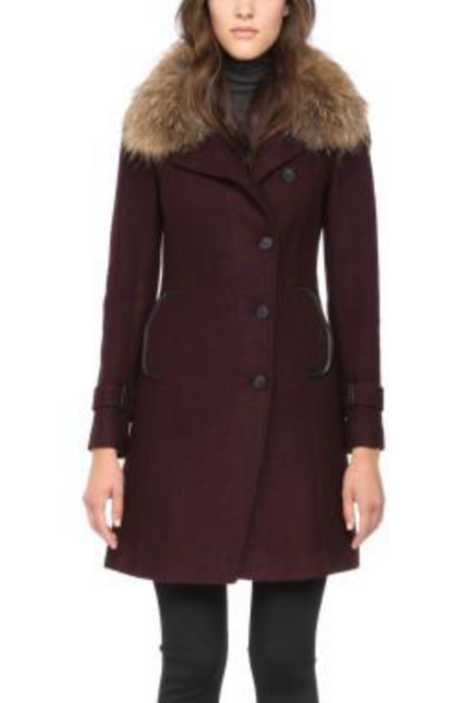 Ren Wool Coat