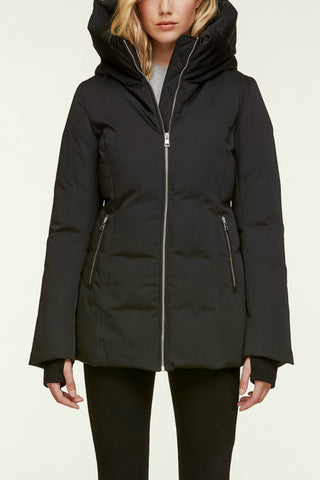Darnelle Hooded Down Jacket
