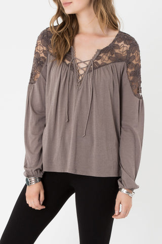 Harper Lace Top