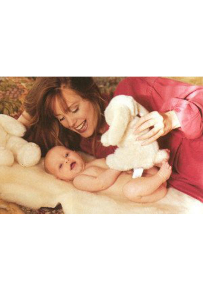 Washable Infant Care Lambskin