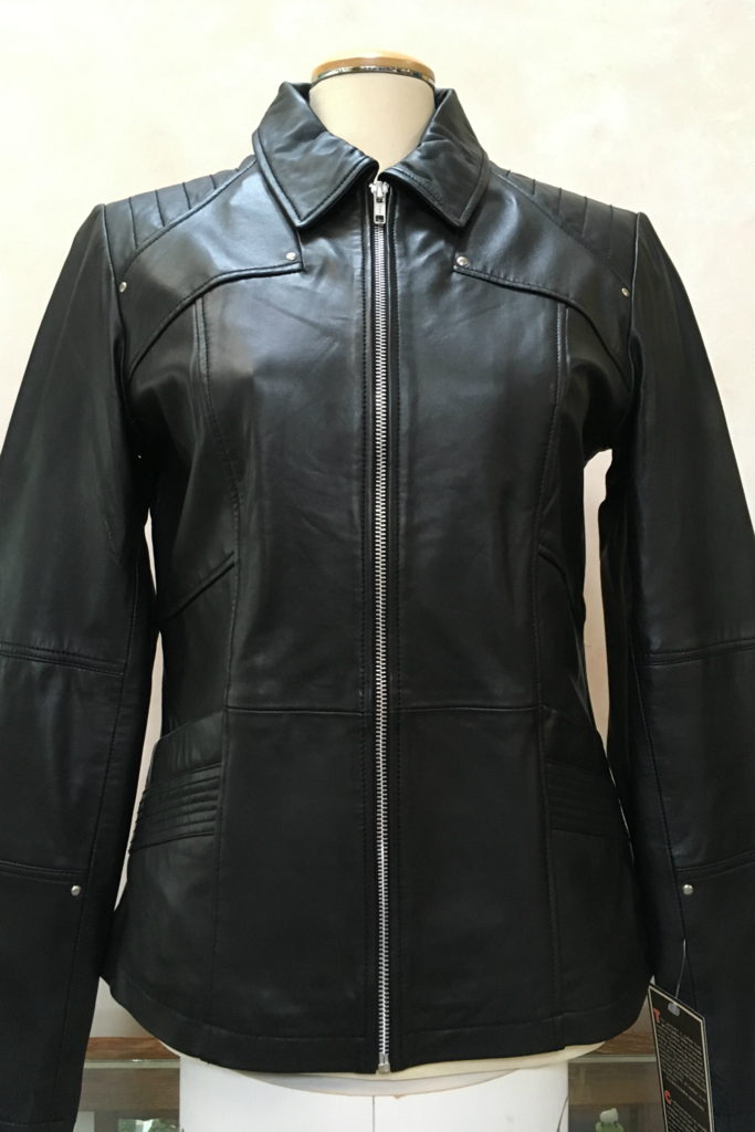 Leather Jacket 30619