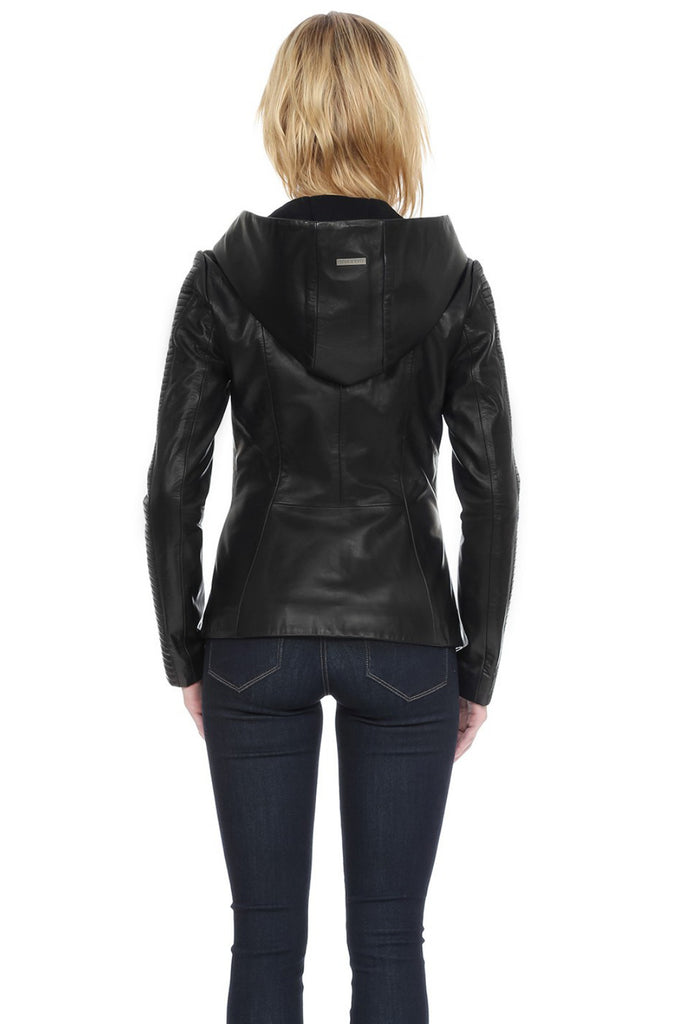 Lexine Leather Jacket