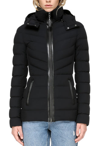 PATTI LIGHTWEIGHT DOWN JACKET WITH HOOD