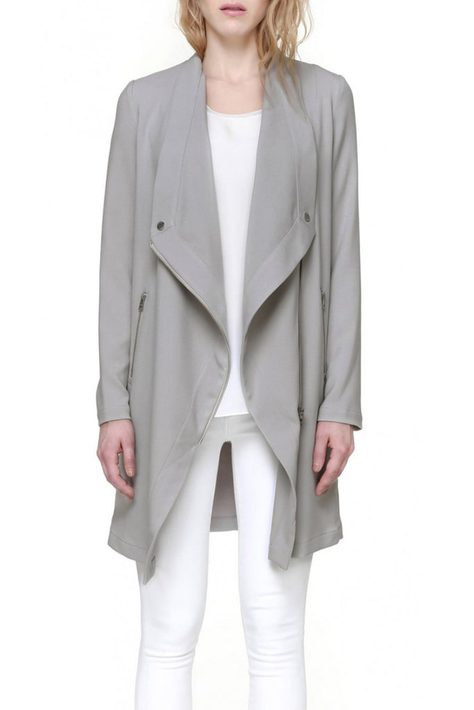 Mollie Draped Coat