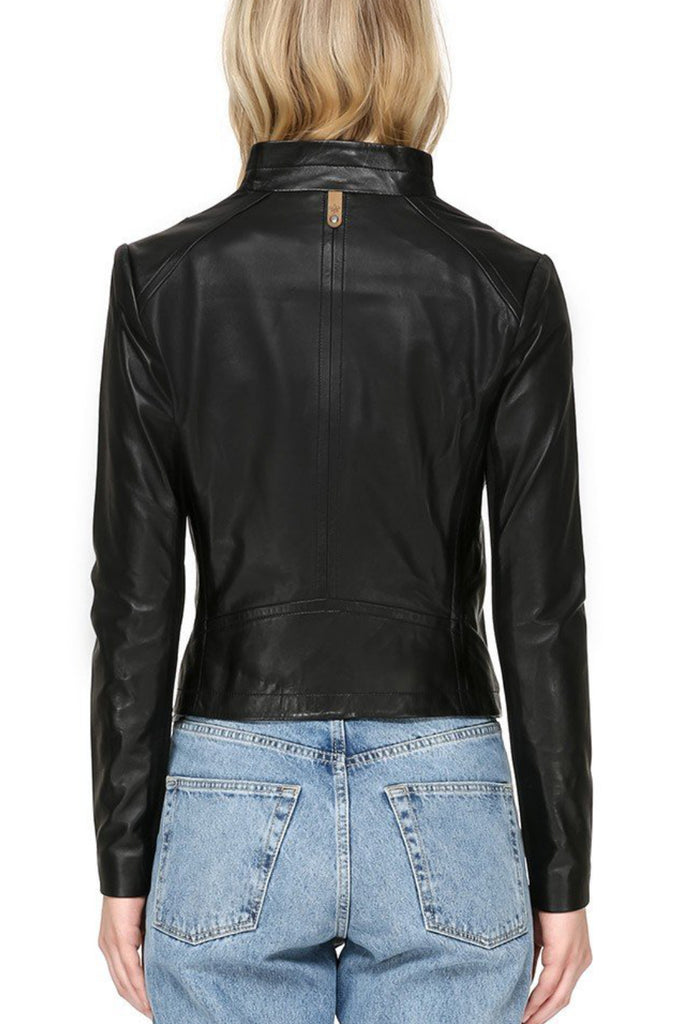 Pina Leather Jacket