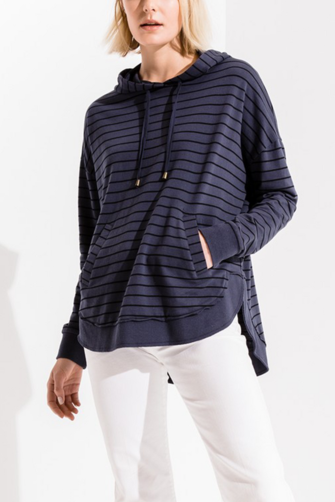 The Stripe Dakota Pullover