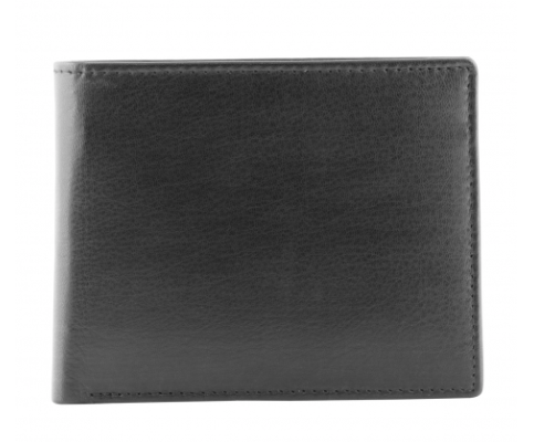 Mens Removable Left Wing Wallet