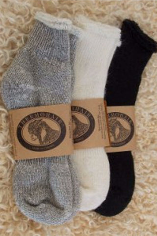 Thermohair Ankle Socks