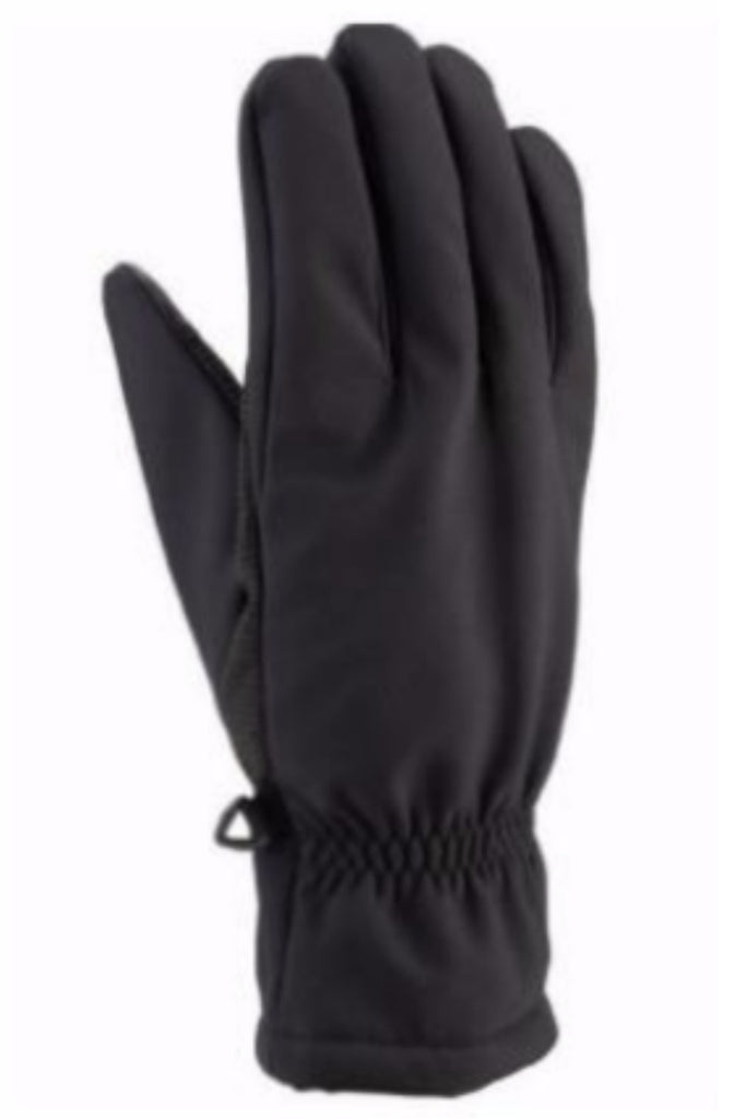Soft Shell Elastic Wrist Texting Glove