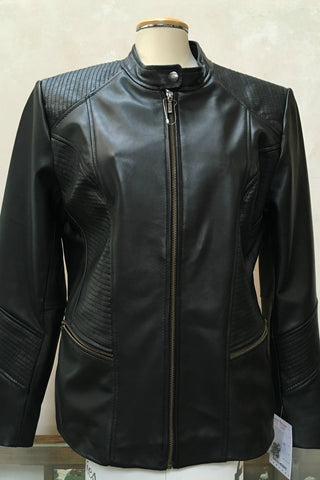 Leather Jacket 4489
