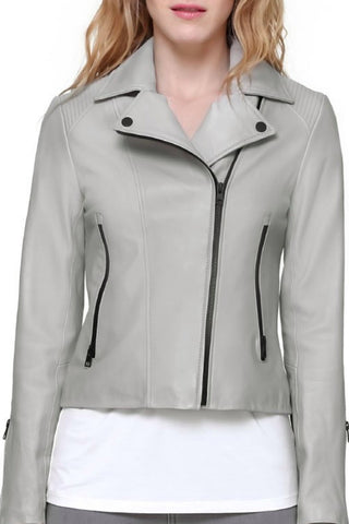 MAGANE Leather Jacket