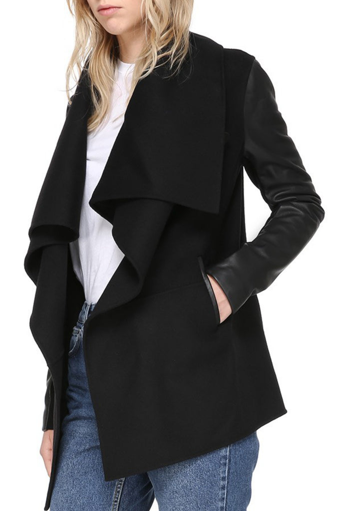 Vane F-5 Wool Coat