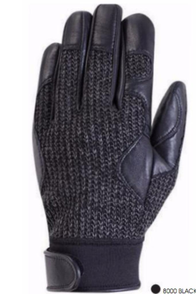 Velcro Tab and Knit Back Glove
