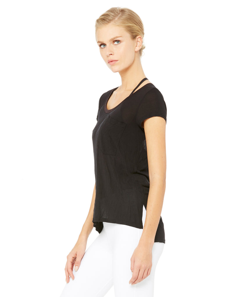 Rise Short Sleeve Top