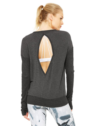 Intricate Long Sleeve Top