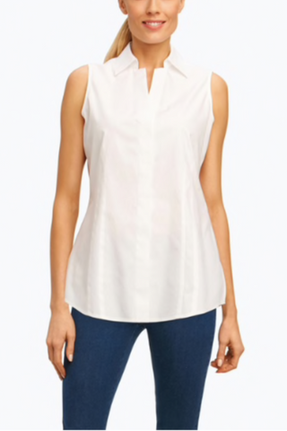 Taylor Sleeveless Shirt