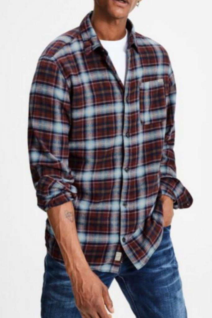 Baker Plaid Shirt