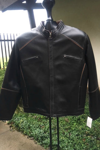 Jez Leather 8129