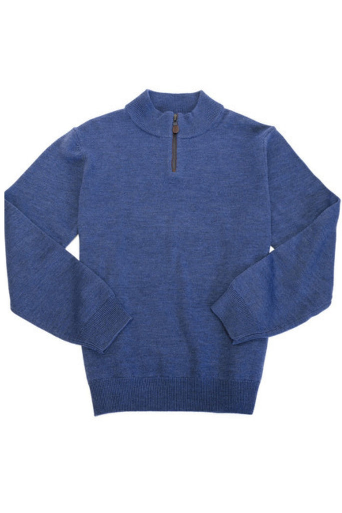 Viyella 1/4 Zip Sweater