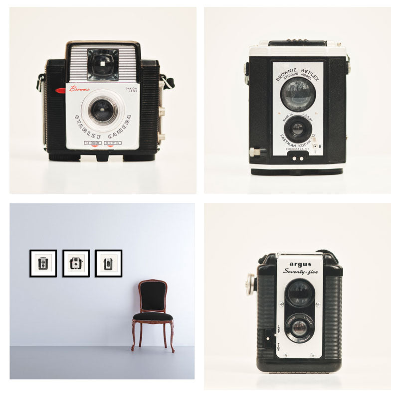 Vintage Camera Art Photography by carolyncochrane.com