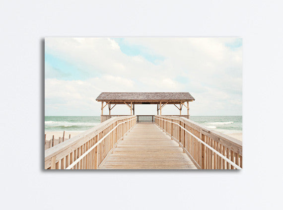 Beach Haven, Long Beach Island NJ Photography Canvas by carolyncochrane.com
