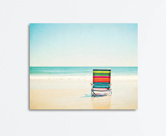 Seashore Photography Canvas Art by carolyncochrane.com