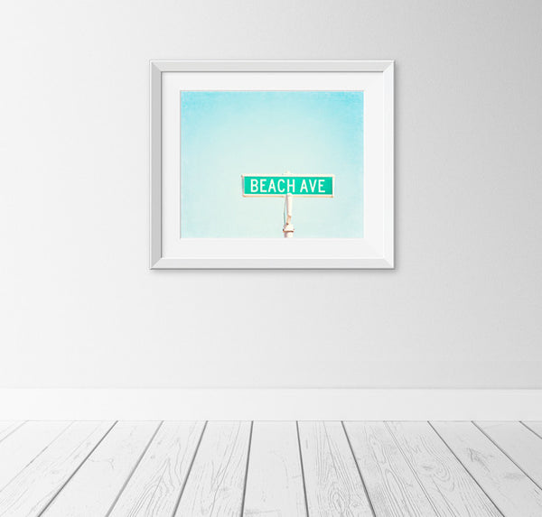 Beach Photography Wall Art by carolyncochrane.com