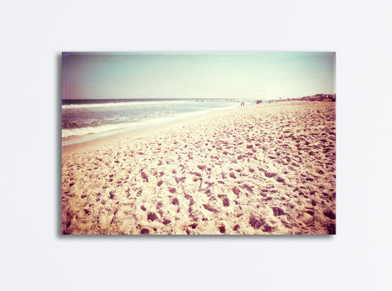 Beach Landscape Canvas by carolyncochrane.com
