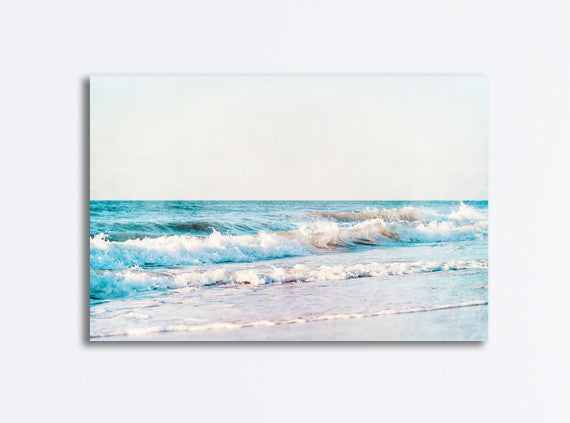 Calming Ocean Canvas Photography by carolyncochrane.com
