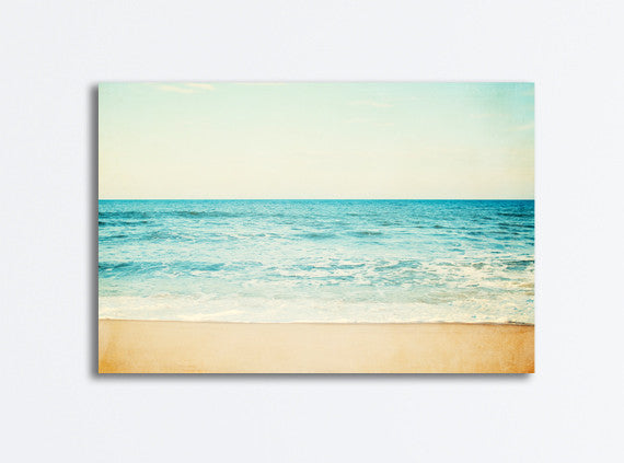 Ocean Seascape Photography Canvas by carolyncochrane.com