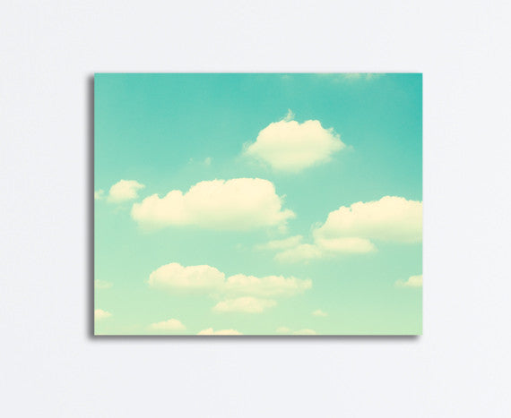 Cloud Photography Canvas by carolyncochrane.com