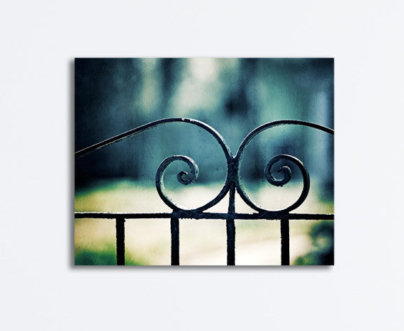 Dark Gate Photography Canvas by carolyncochrane.com
