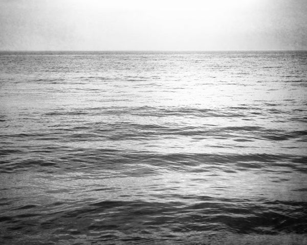 Black and White Ocean Photography by carolyncochrane.com