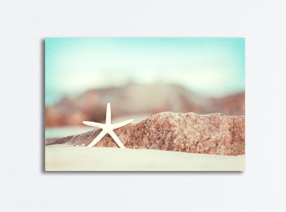 Starfish Photography Canvas Art by carolyncochrane.com