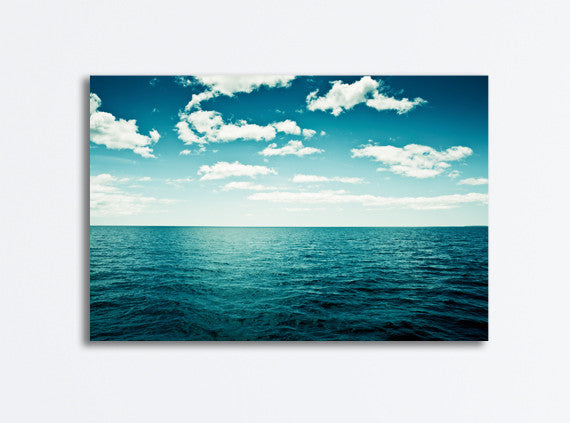 Dark Ocean Canvas Photography by carolyncochrane.com