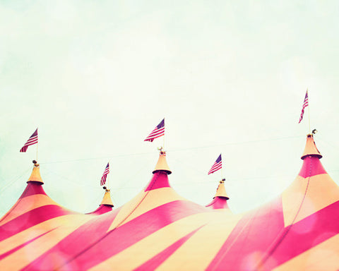 Circus Tent Photography by carolyncochrane.com