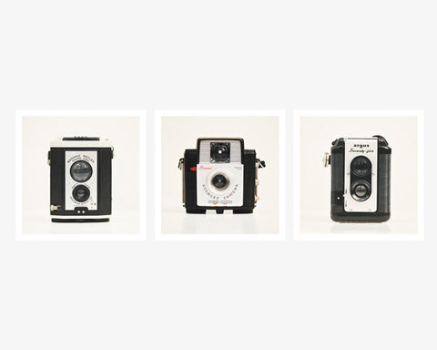 Vintage Camera Photography Art by carolyncochrane.com