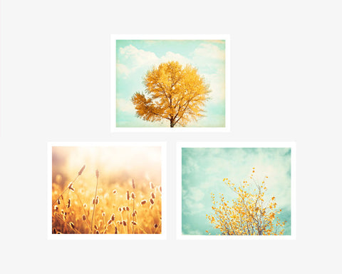 Yellow Mint Nature Wall Decor by carolyncochrane.com