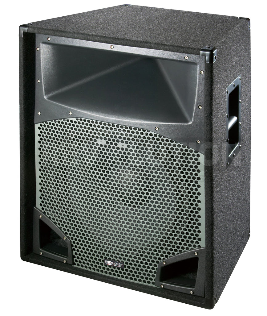 "RV-MAX15 15"" Passive P.A. Speakers - REVOLUTIONPRO"