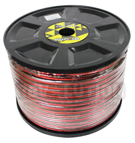 Speaker Cable Red&Black - REVOLUTIONPRO