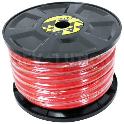Power Cable Red - REVOLUTIONPRO