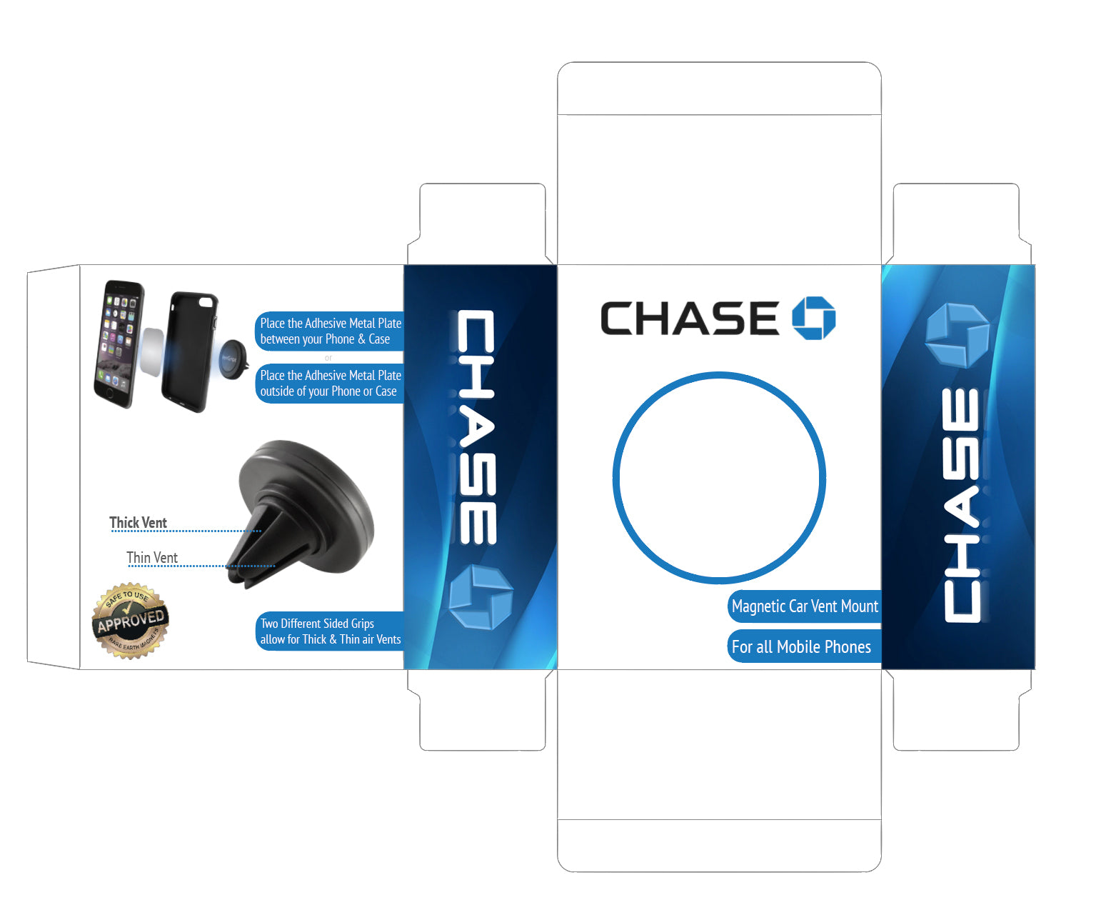 Chase Package Template