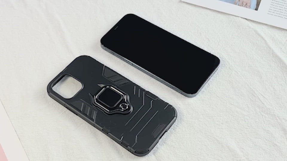 Heavy Duty Magnetic Phone Case