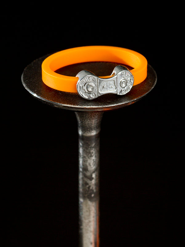MINI DANI BIKE LINK ORANGE RING