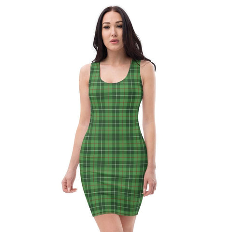 Clan Blane Tartan Dress - XS