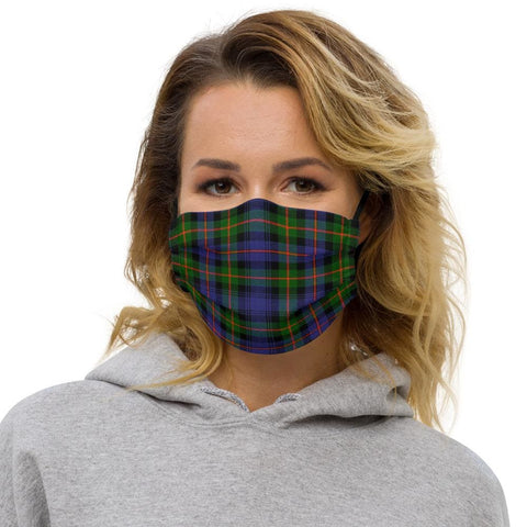 Clan Murray of Atholl Face mask - Black